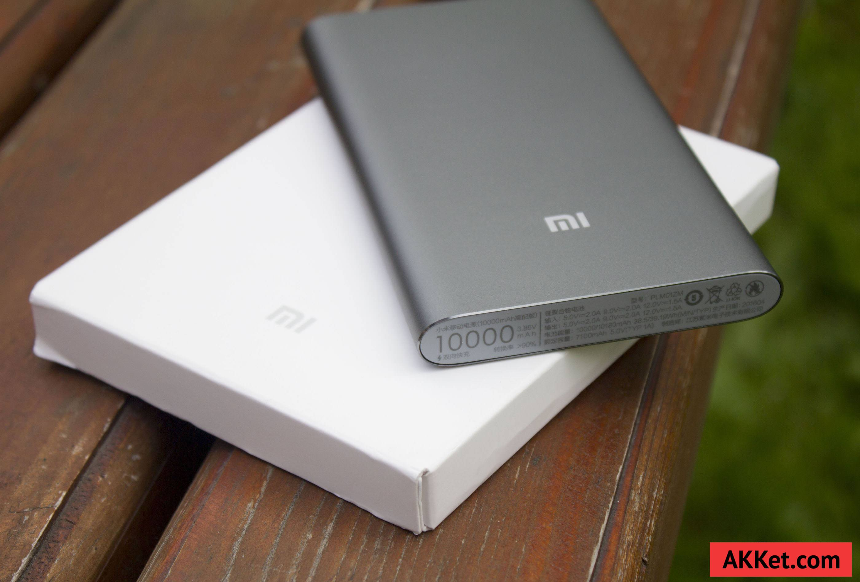 Xiaomi Mi Power Bank Pro 10000 мАч review photo 17