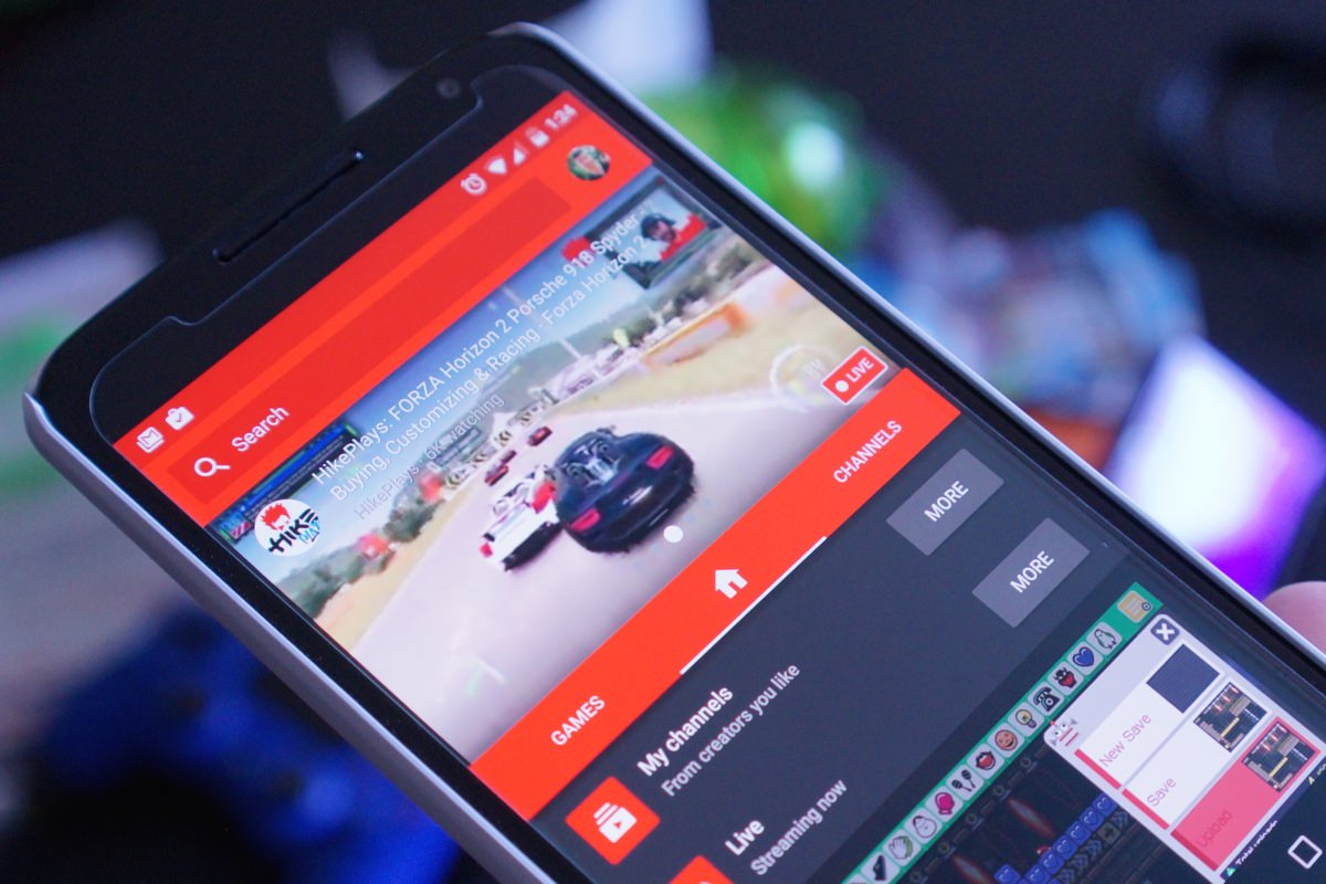 Клиент YouTube для iOS и Android получит поддержку онлайн-трансляций