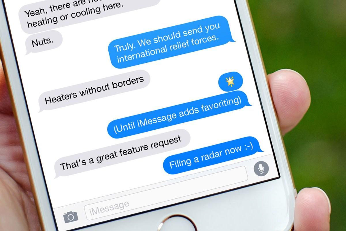 Apple назвала причины отказа от выпуска iMessage для Android