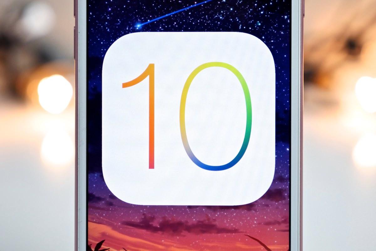 Операционные системы iOS 10 и OS X 10.12 замечены в базе данных