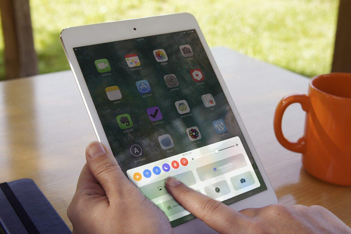 Финальная версия iOS 10 получит переключатель сотовых данных
