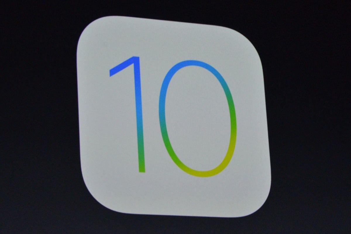 Назван вес стандартных приложений в iOS 10