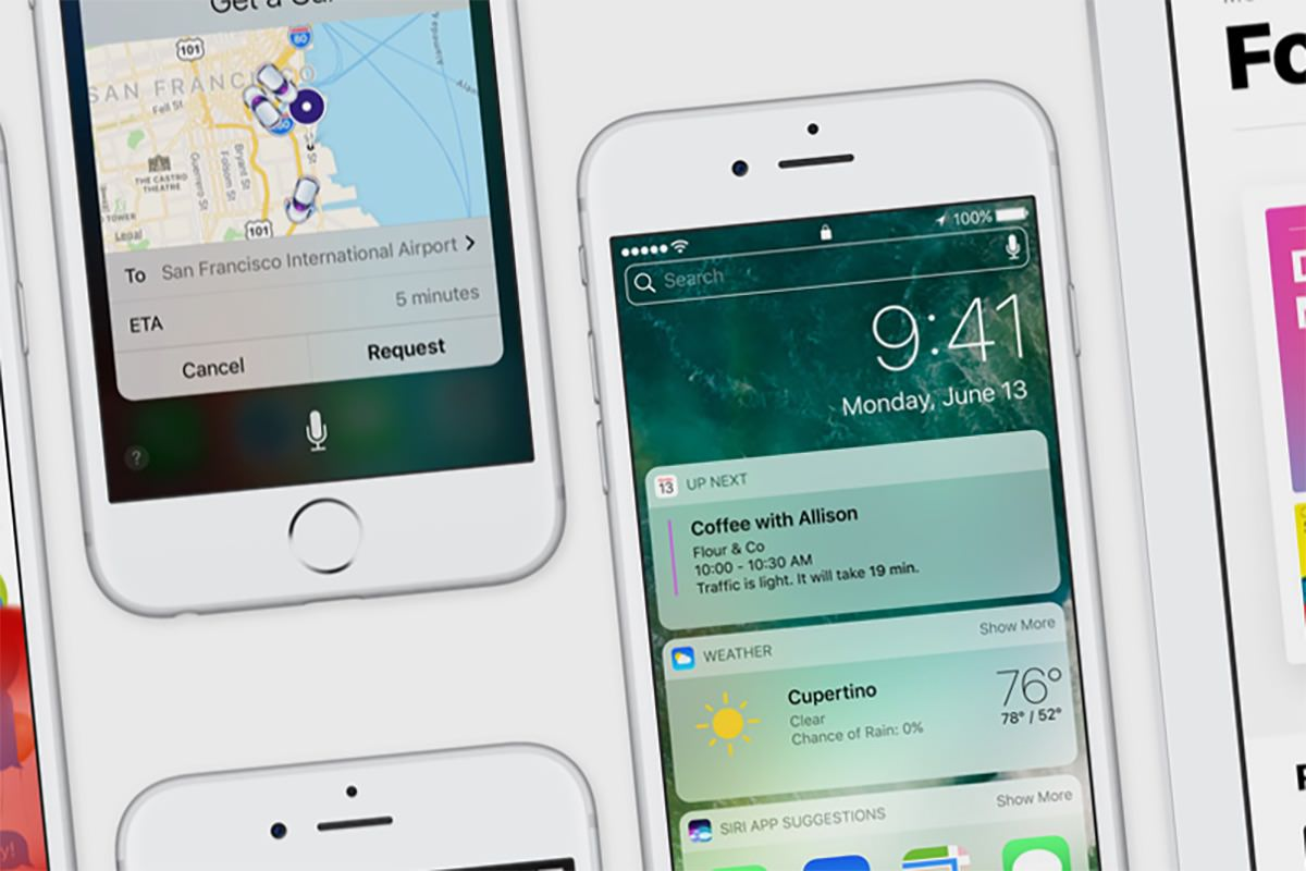 Скачать iOS 10 Beta 1 для iPhone, iPad и iPod Touch