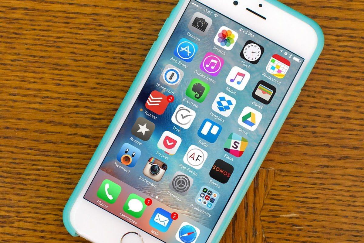 iOS 9.3.3 beta 4 уступила iOS 9.3.2 по скорости работы на iPhone