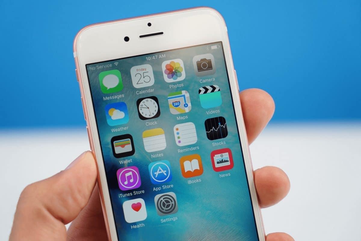 Прошивка iOS 9.3.3 beta 3 стала доступна для загрузки