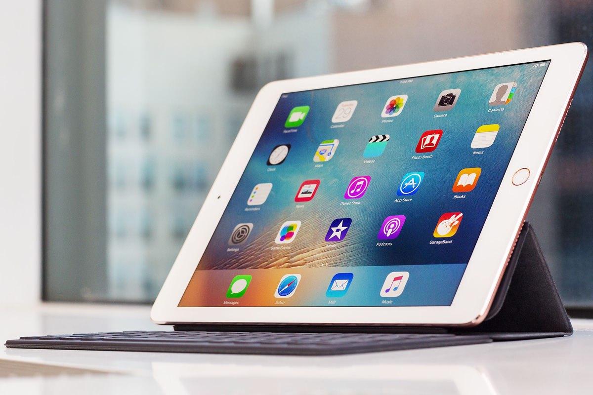 В России рухнули официальные цены на iPad Pro с дисплеем 9,7-дюйма