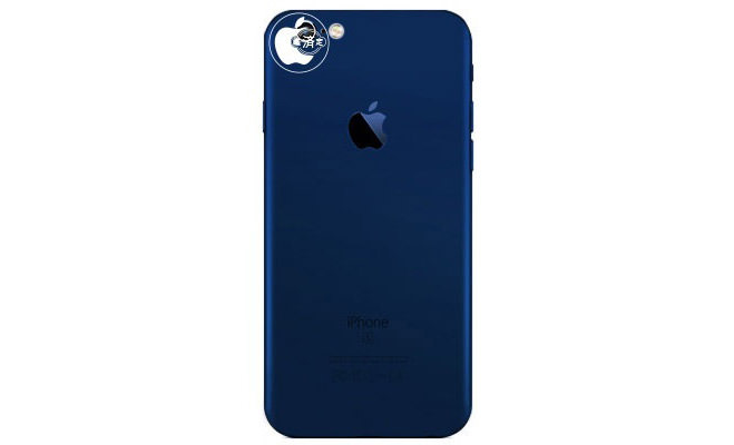 iPhone 7 Deep Blue 2