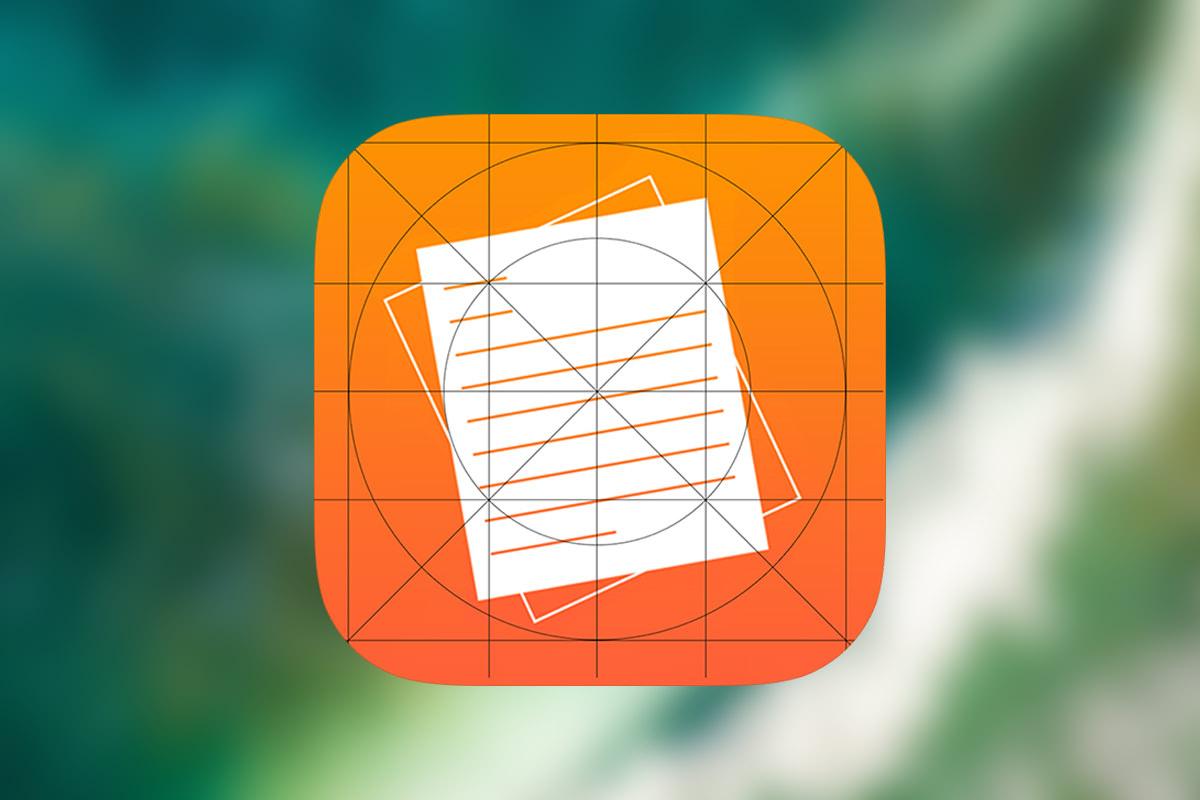 Приложение TextEdit с macOS посетит платформу iOS 10
