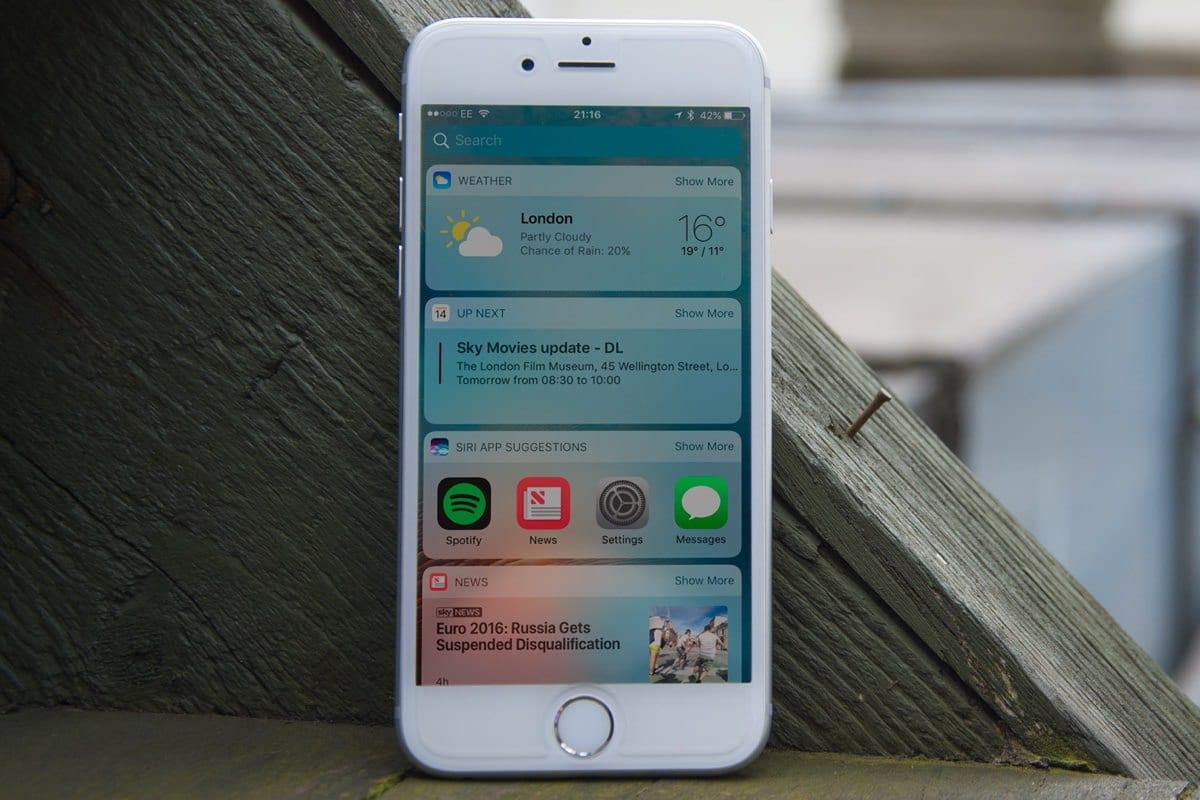 iOS 10 принесла приоритизацию загрузки из магазина App Store