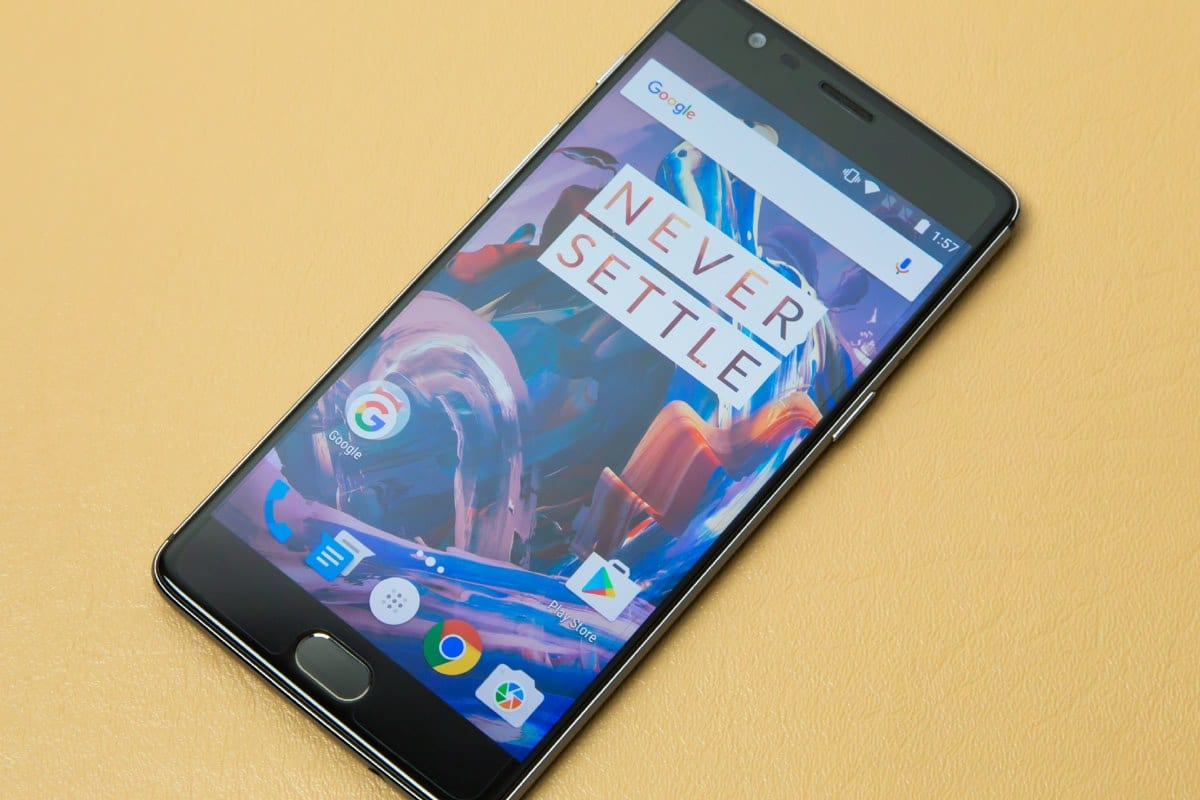 Красный OnePlus 3 не поступит в продажу