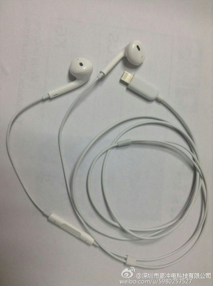 Apple EarPods Lightning