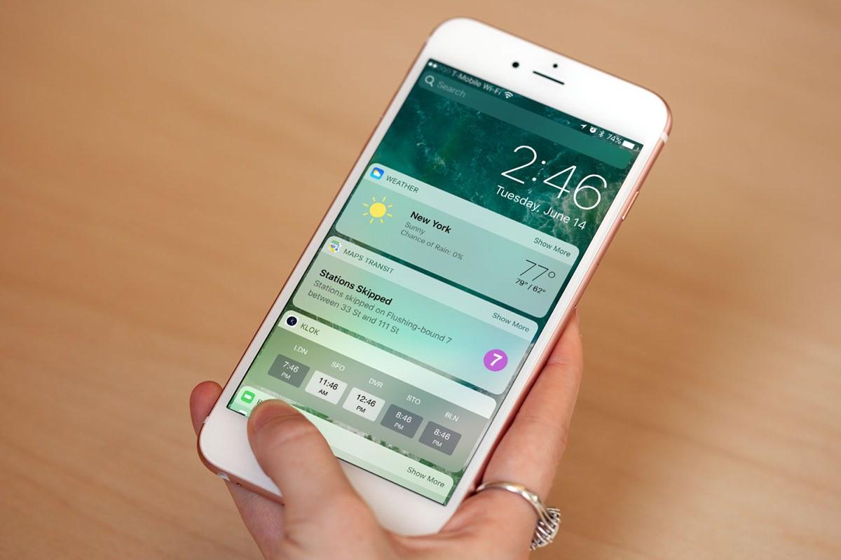 Apple iOS 10 Public beta 2 download