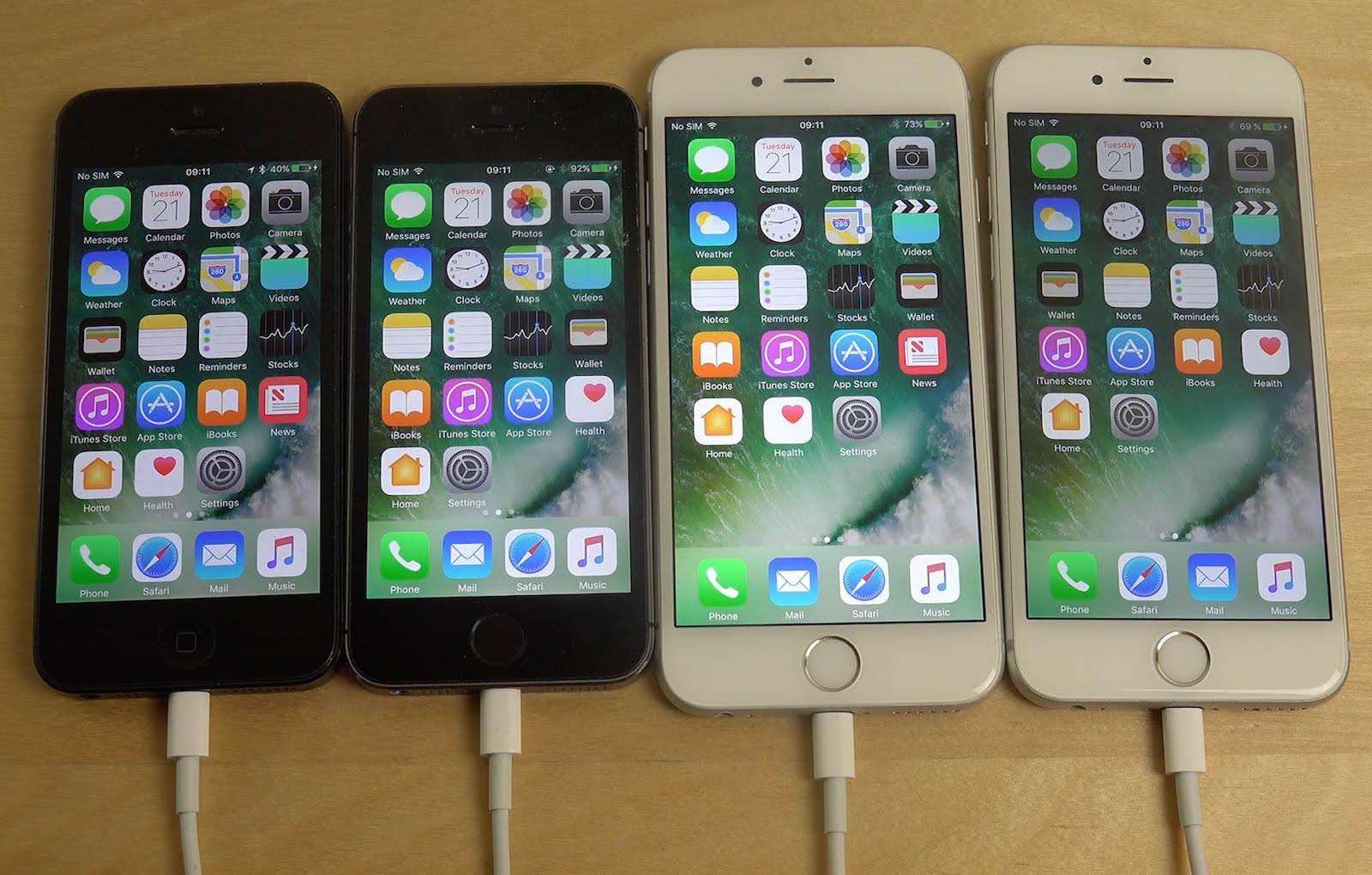 Apple iOS 10 beta 3 vs iOS 9.3.3