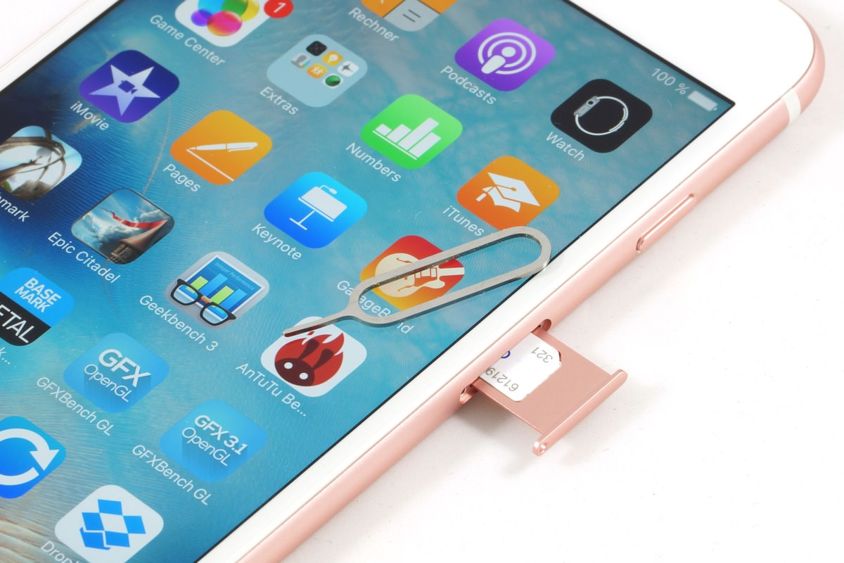 Apple iPhone Dual SIM DSMA