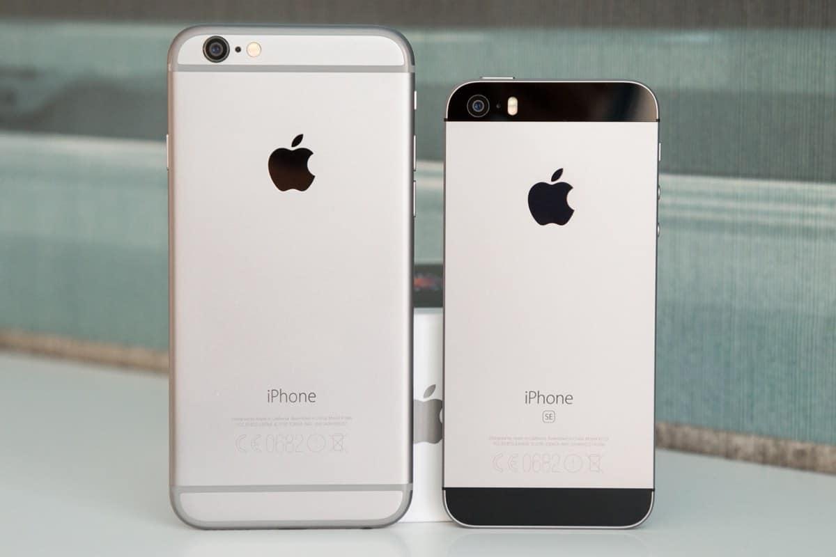 5 ключевых преимуществ iPhone 6s над iPhone SE