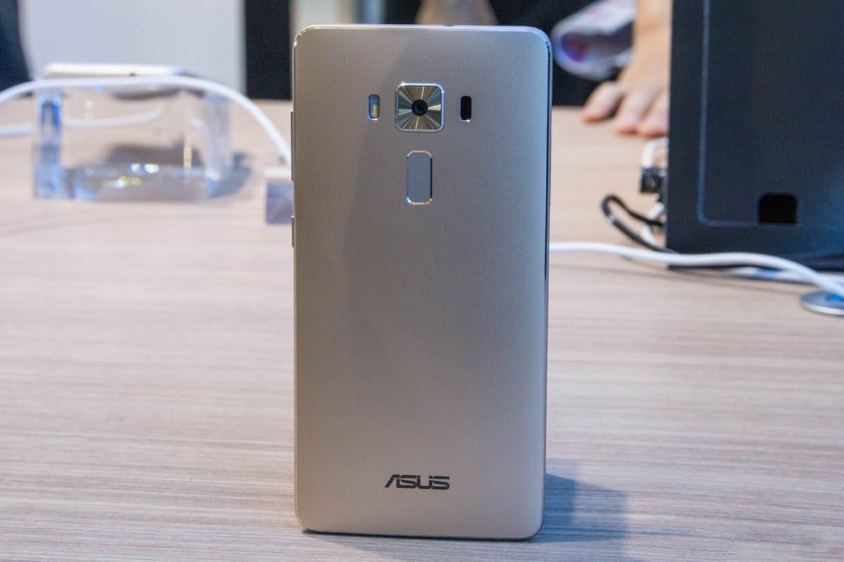 Asus Zenfone 3 Laser и Zenfone 3 4
