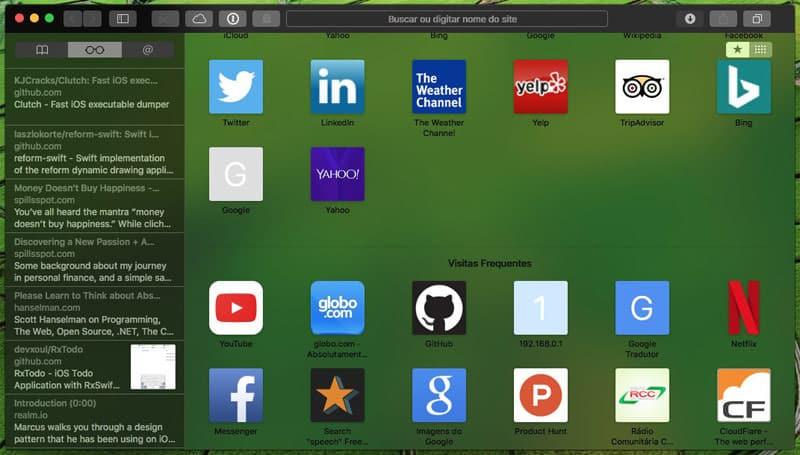 Dark Mode macOS Sierra 3