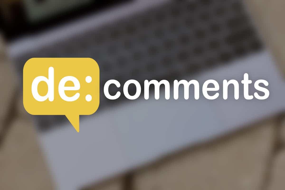 Обзор системы комментирования De:comments для WordPress