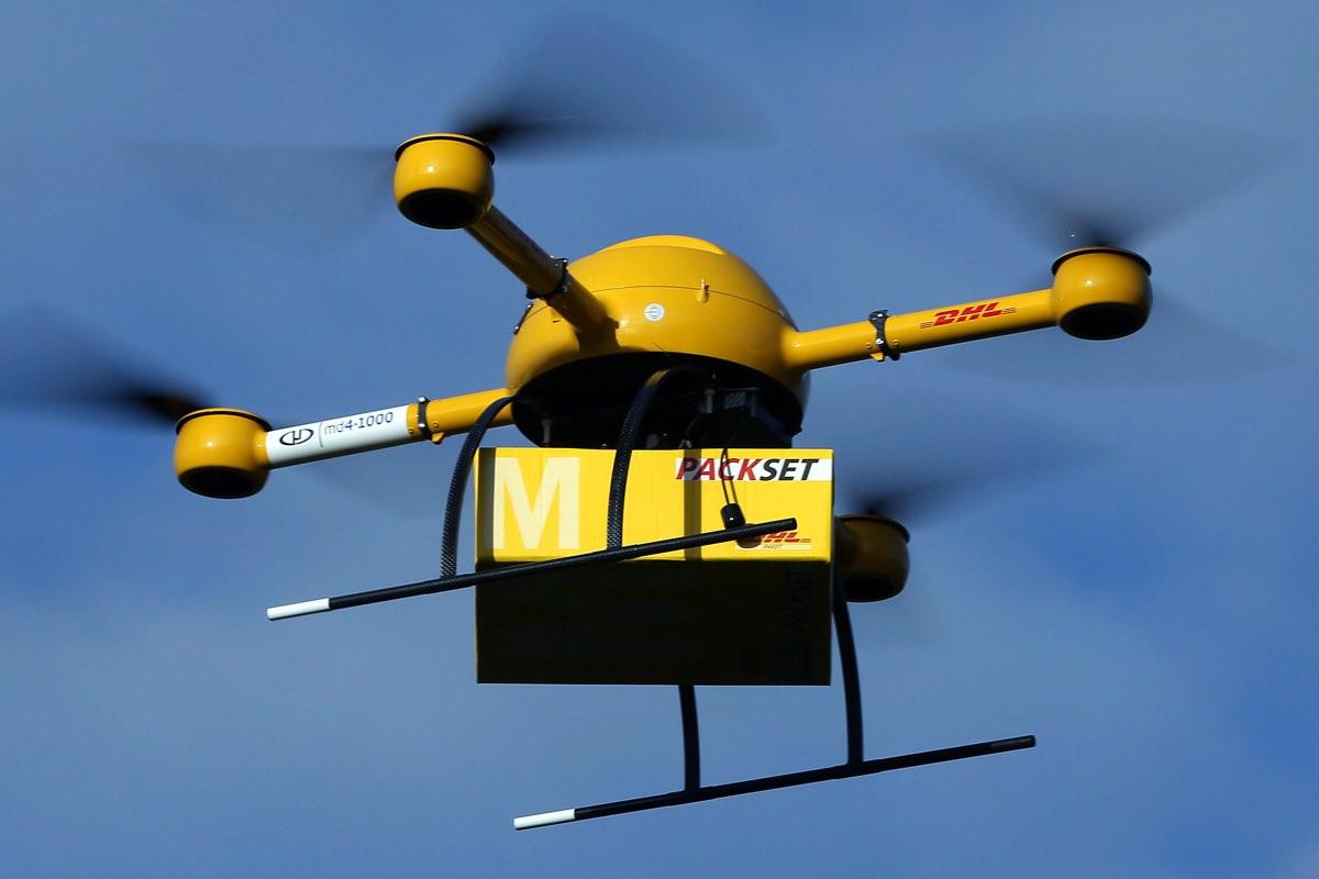 Dron Amazon