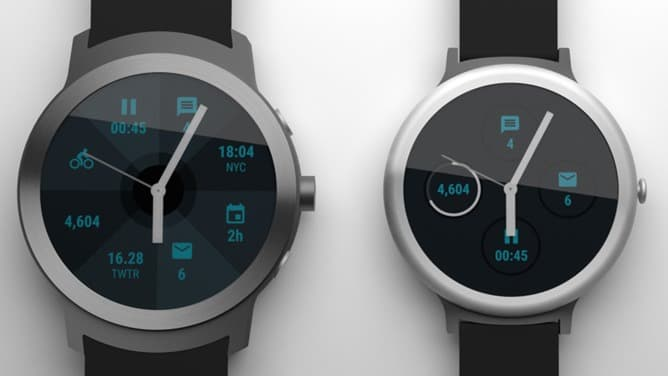 Google Watch 2