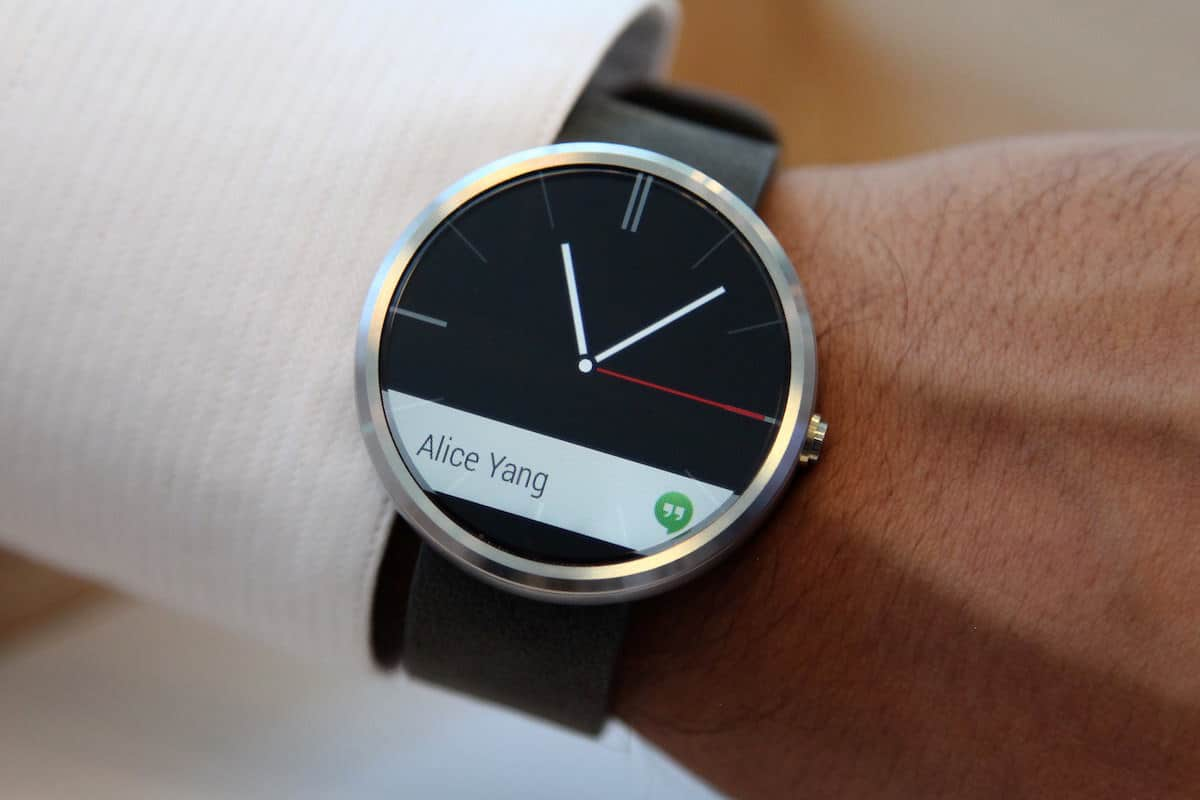 Google Watch 30