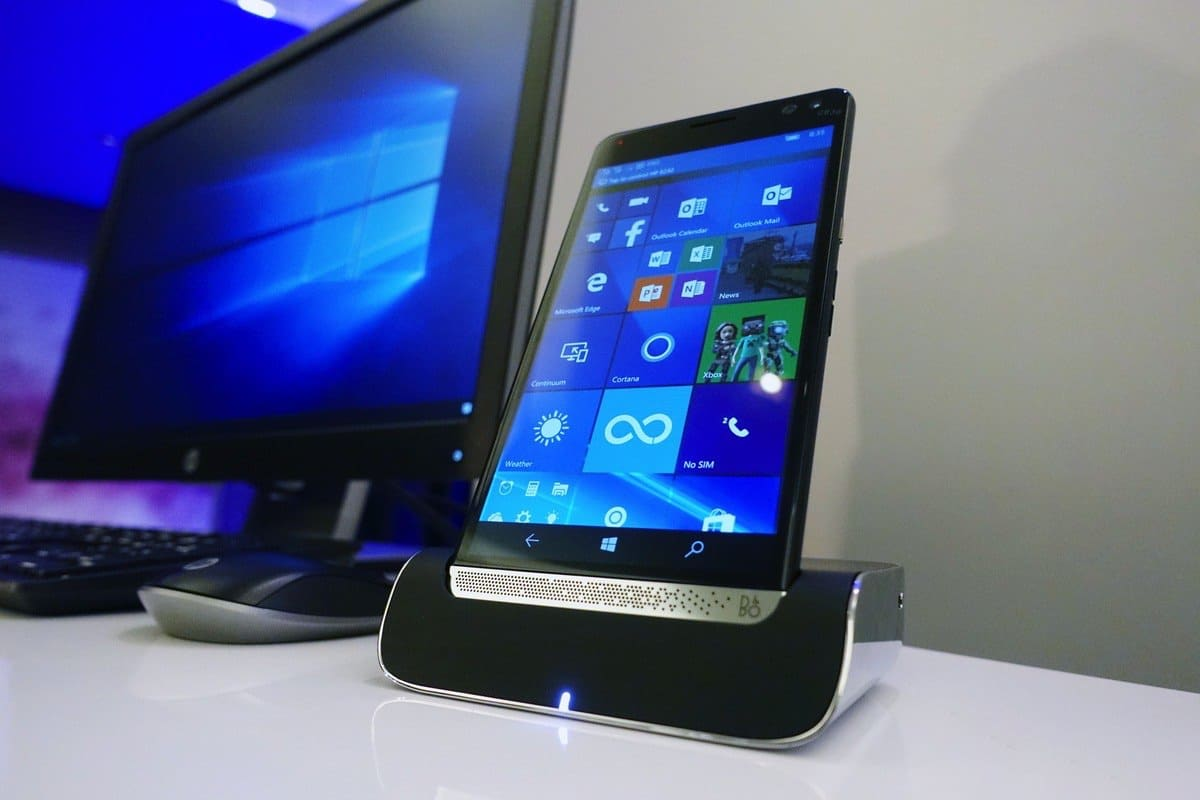 HP Elite x3 tablet phone 2