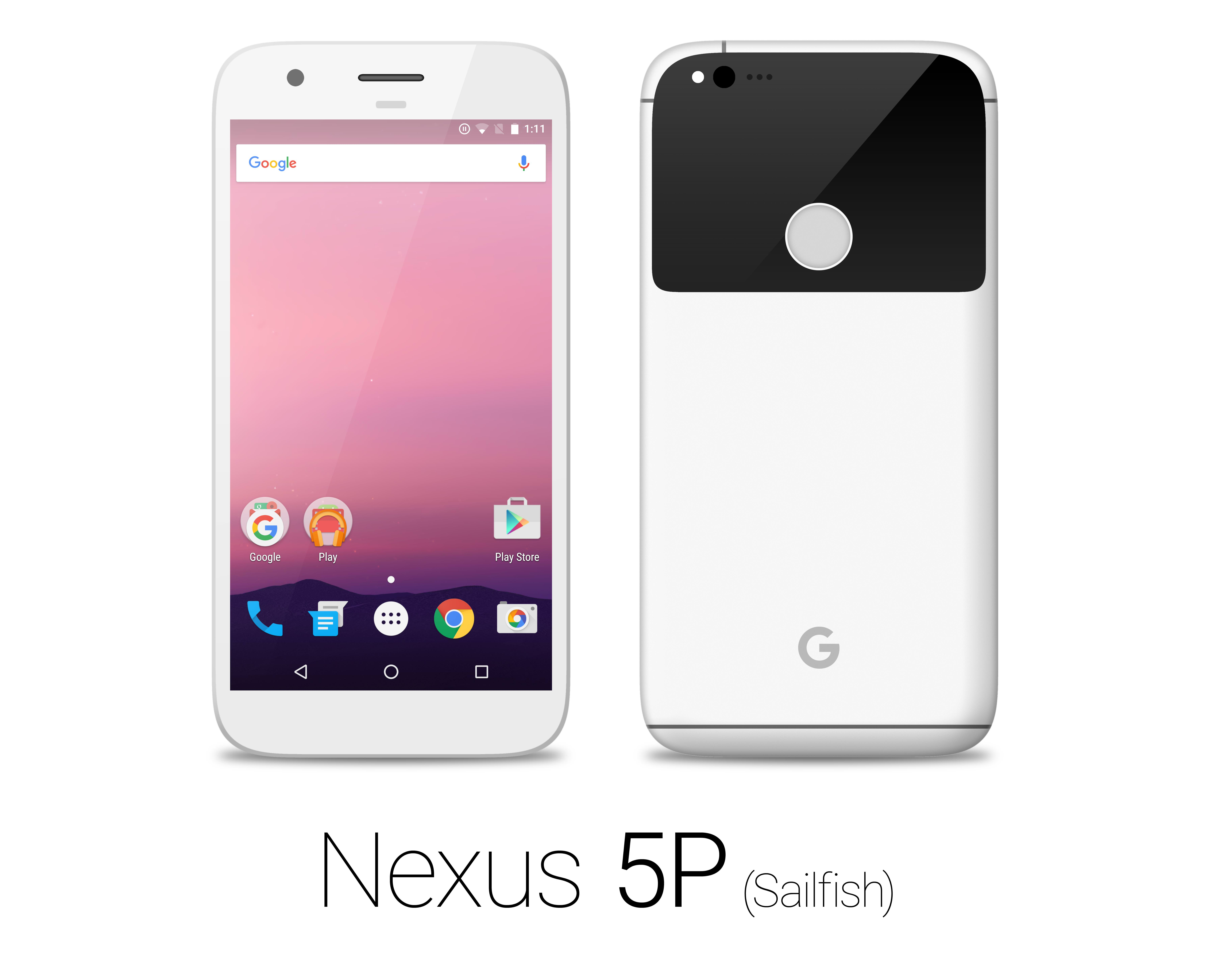 HTC Nexus 5P 3