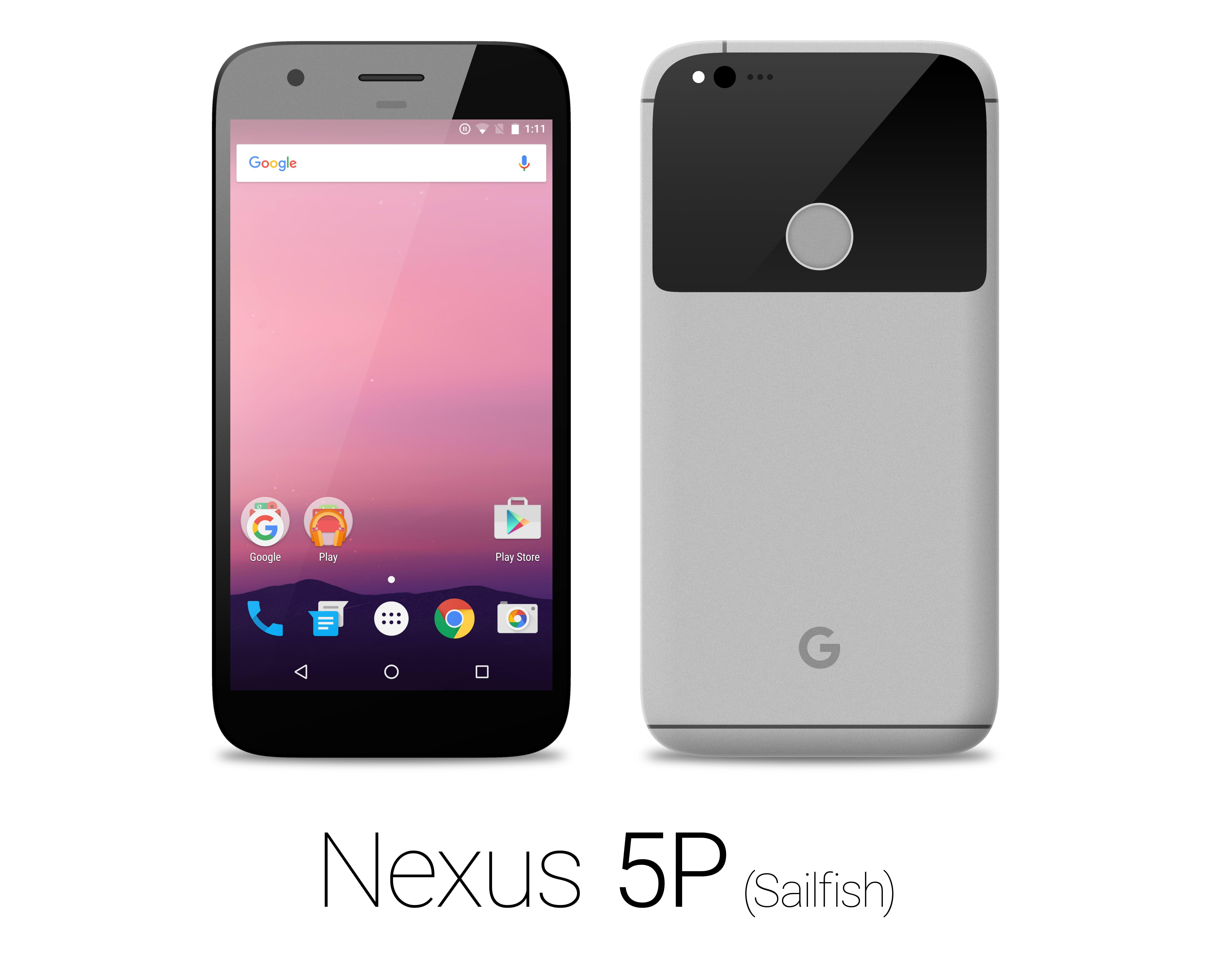 HTC Nexus 5P