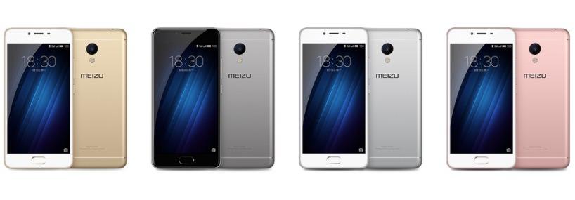 Meizu M3s Mini 2