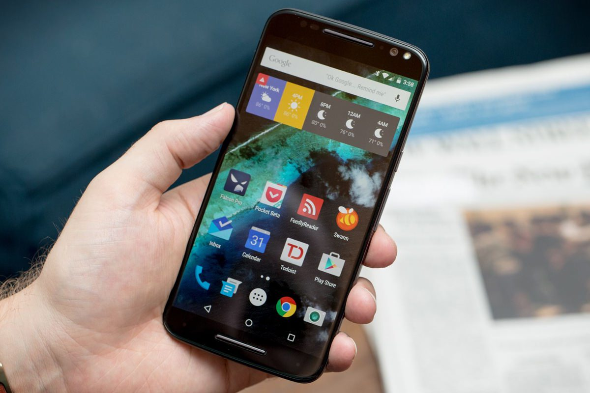 Moto E3 Android 7 Nougat Moto Z