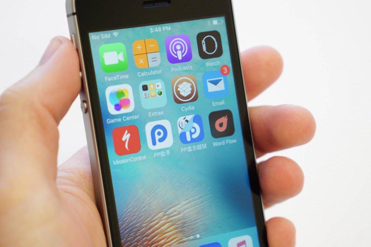 Pangu Download iOS 9.3.3 2