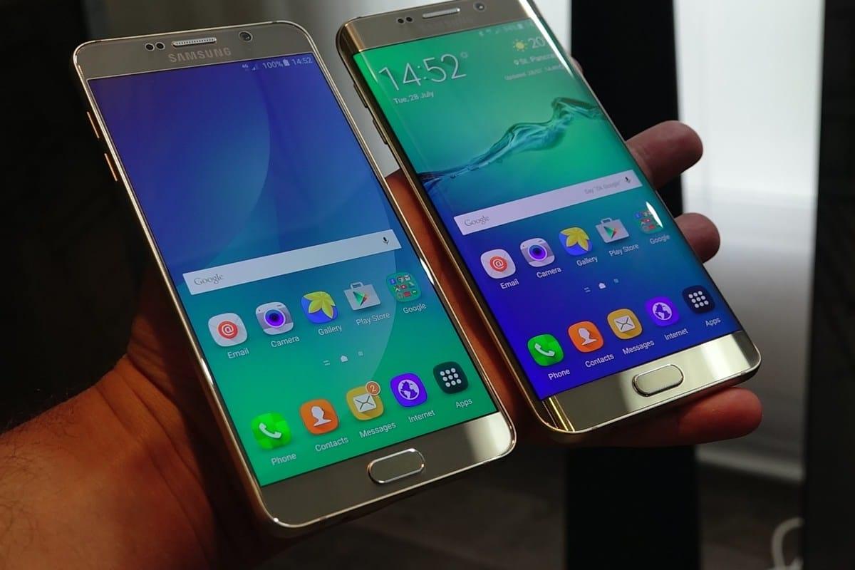 Samsung Galaxy Note 7 получит 6-дюймовый дисплей