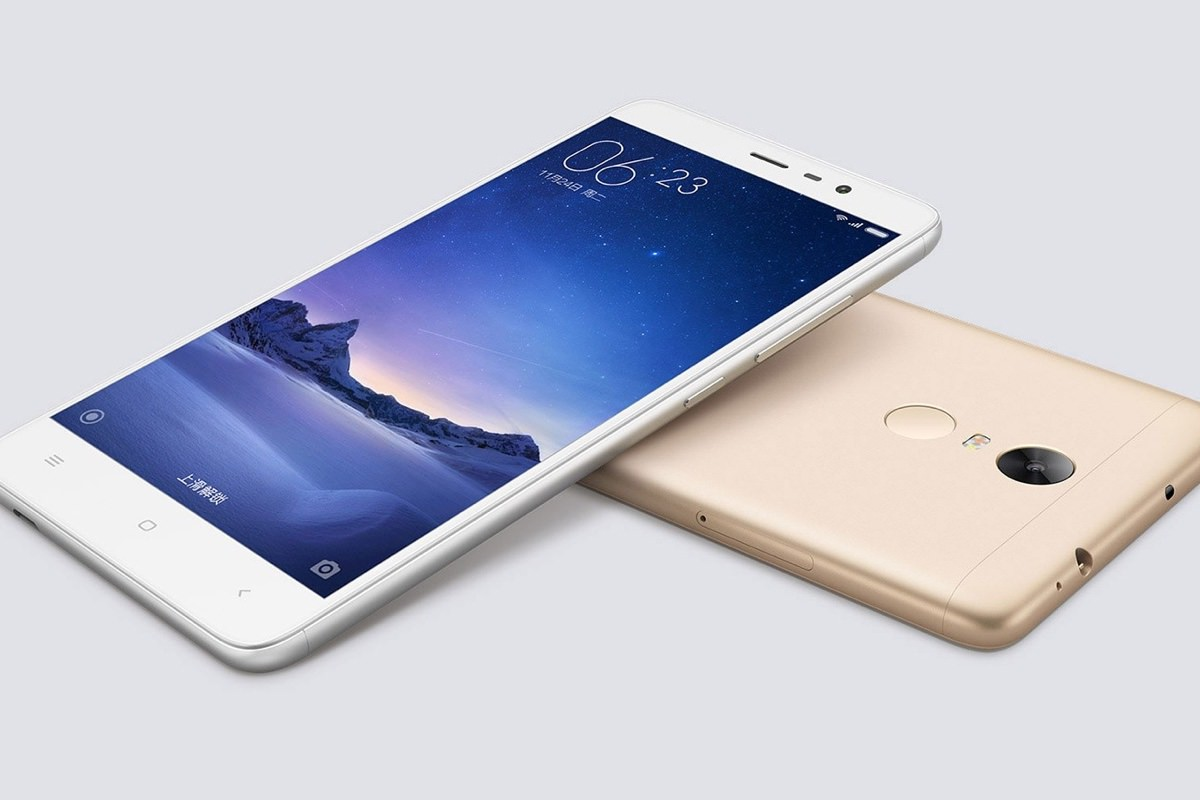 Download Mi 5 Mi 5s Mi Note 2 And Redmi Note 4 Stock: Xiaomi Redmi Note 3 Android 6