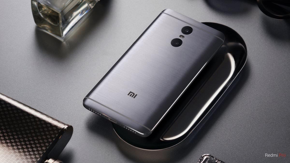 Xiaomi Redmi Pro 4