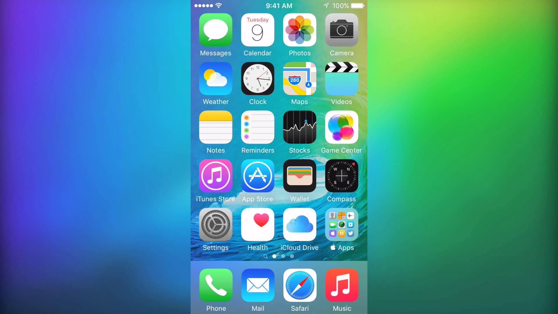 Apple iOS 9.3.5