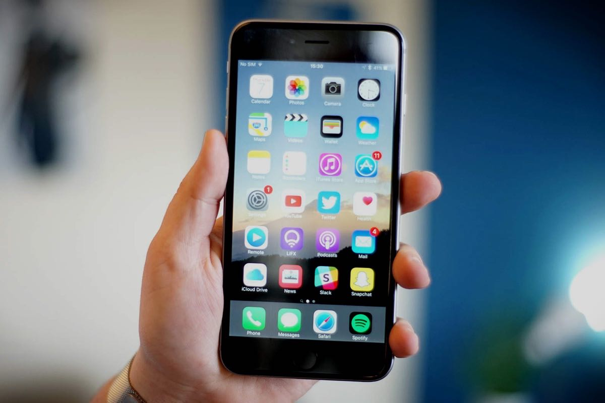 Apple iPhone 6 Plus Touch Disease