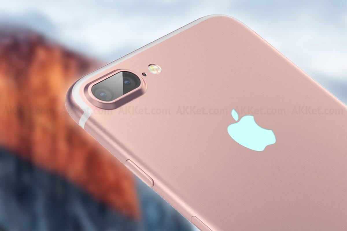 Apple iPhone 7 Plus Dual Camera 2