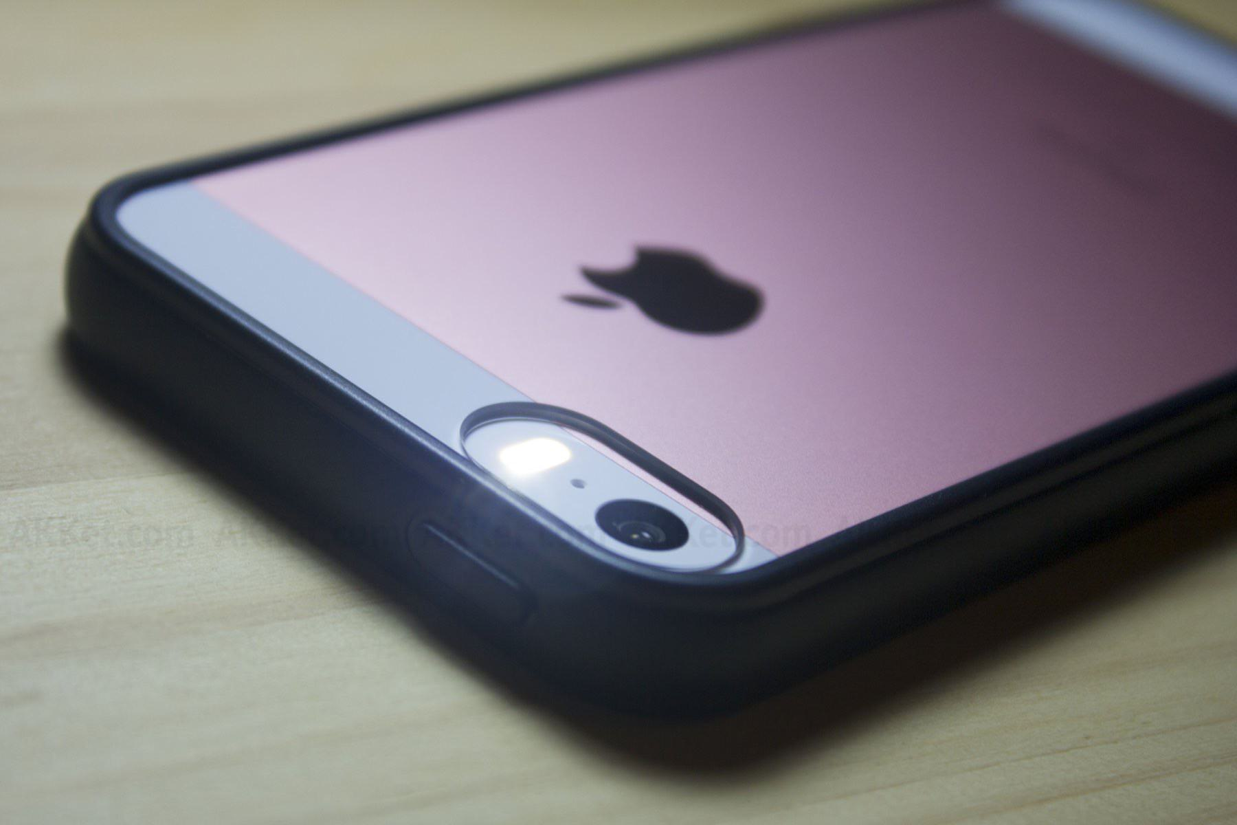 Apple iPhone SE Led case  2