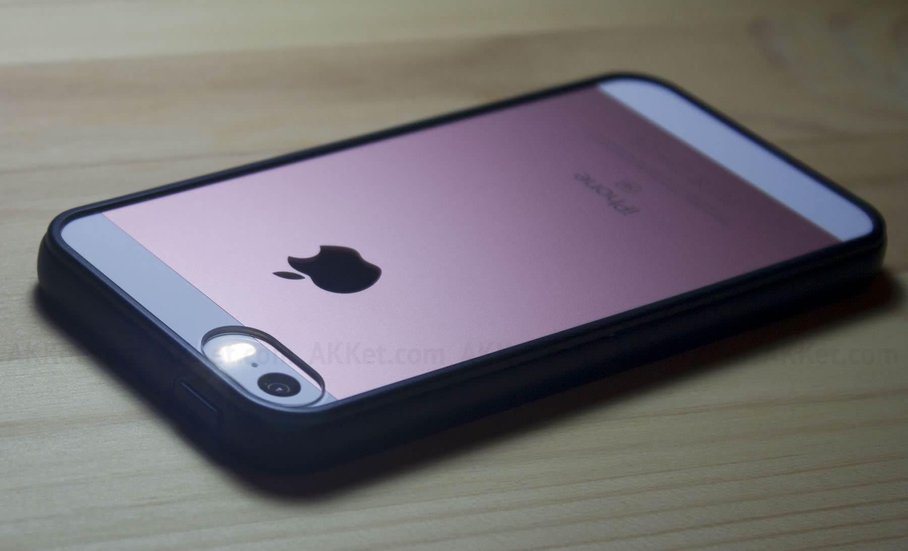 Apple iPhone SE Led case