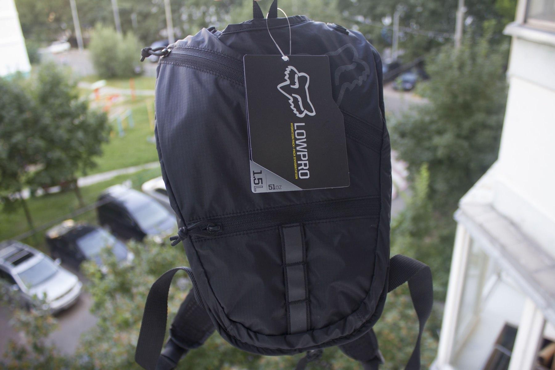 Fox Low Pro backpack iPad mini iPhone 0