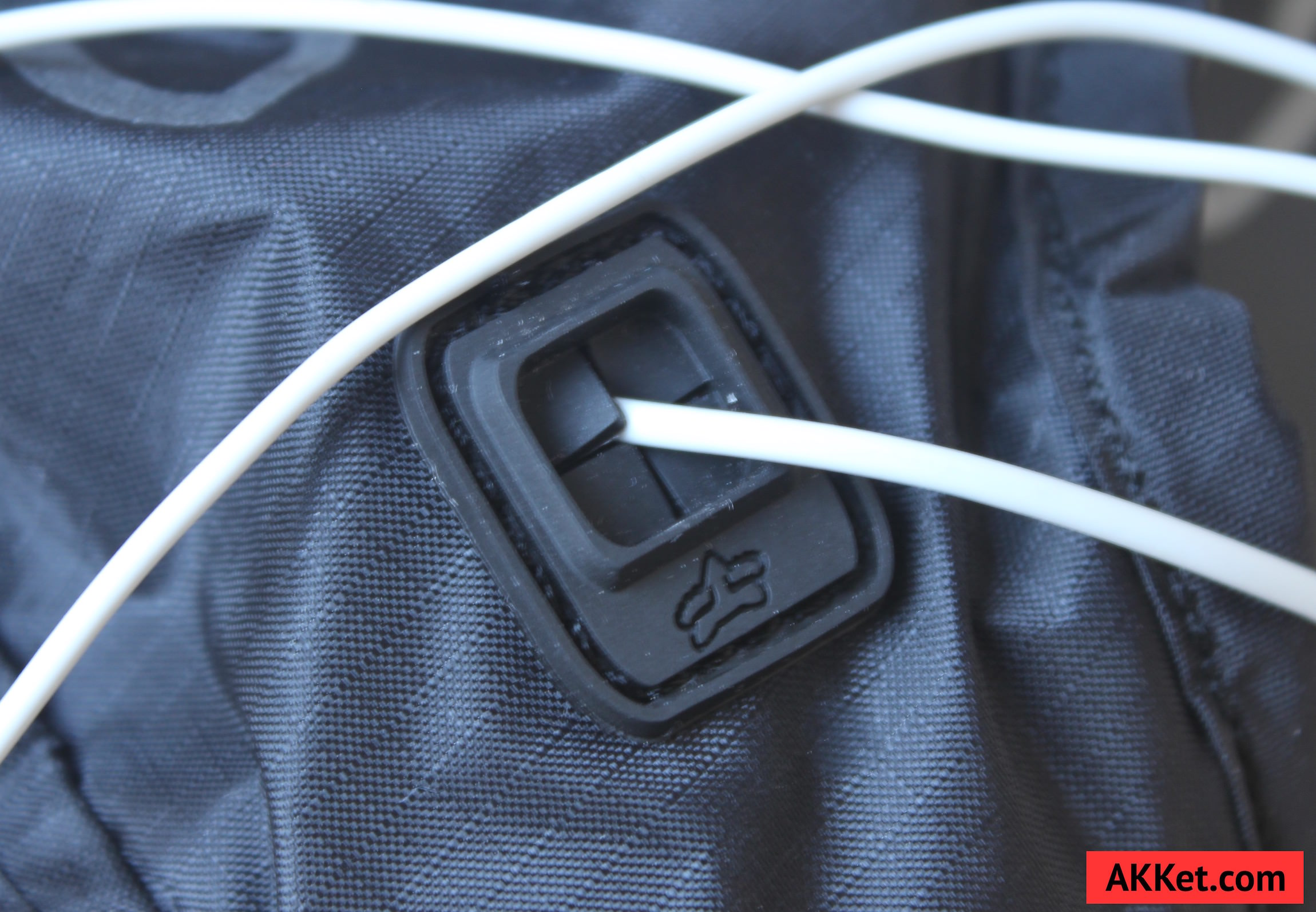 Fox Low Pro backpack iPad mini iPhone 10