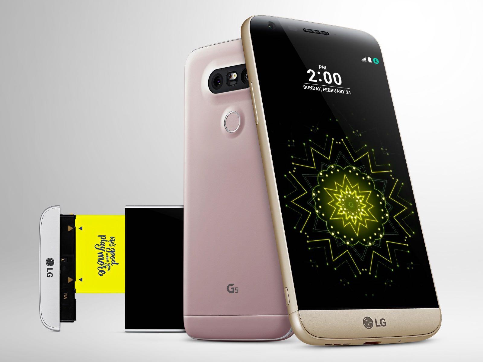 LG G5 Russia Buy