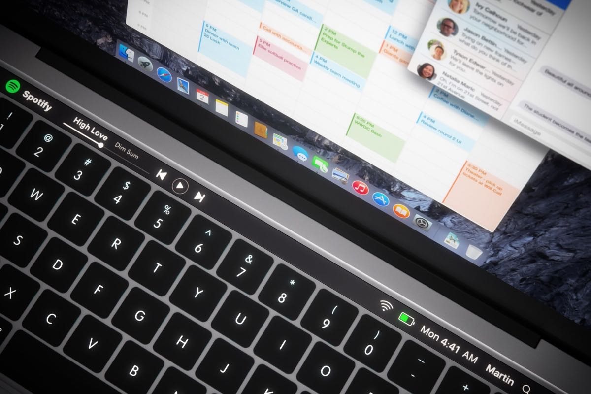 MacBook Pro Russia New 2016