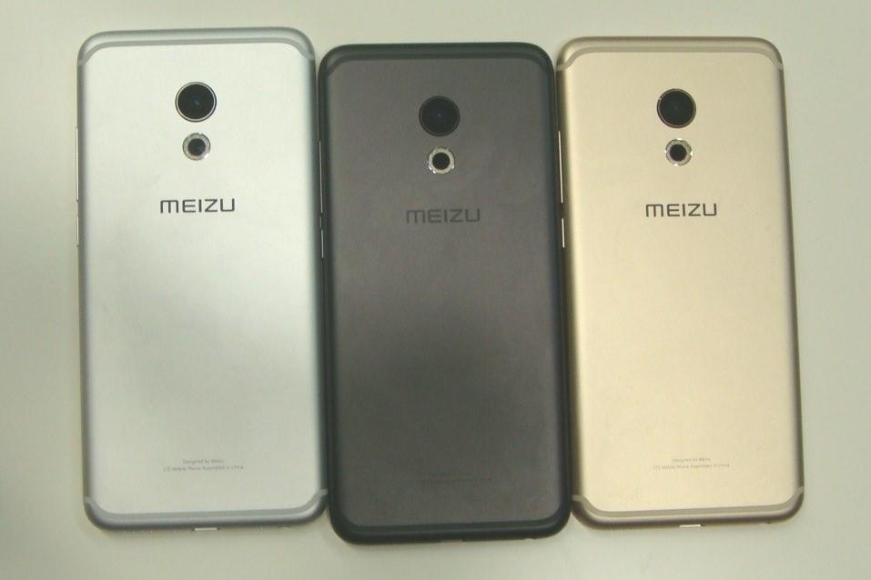 Meizu Pro 7 Pro 6 Plus 3