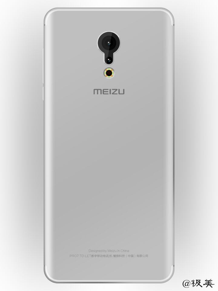 Meizu Pro 7 smartphone Android 1