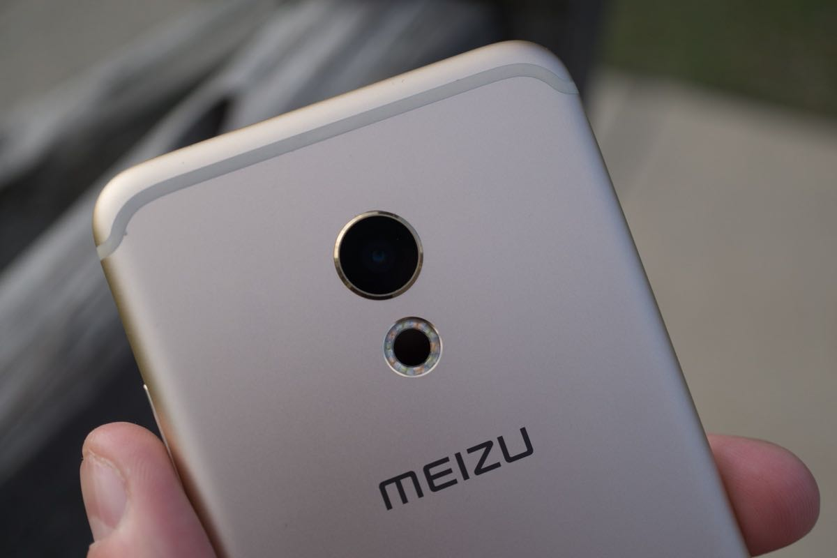 Meizu Pro 7 smartphone Android 2