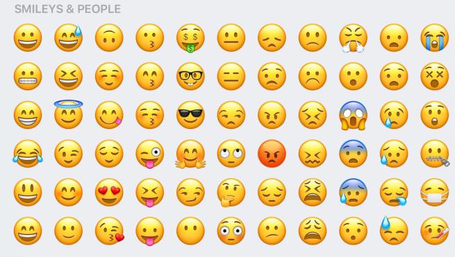 New Emoji iOS 10 beta 4 download 2