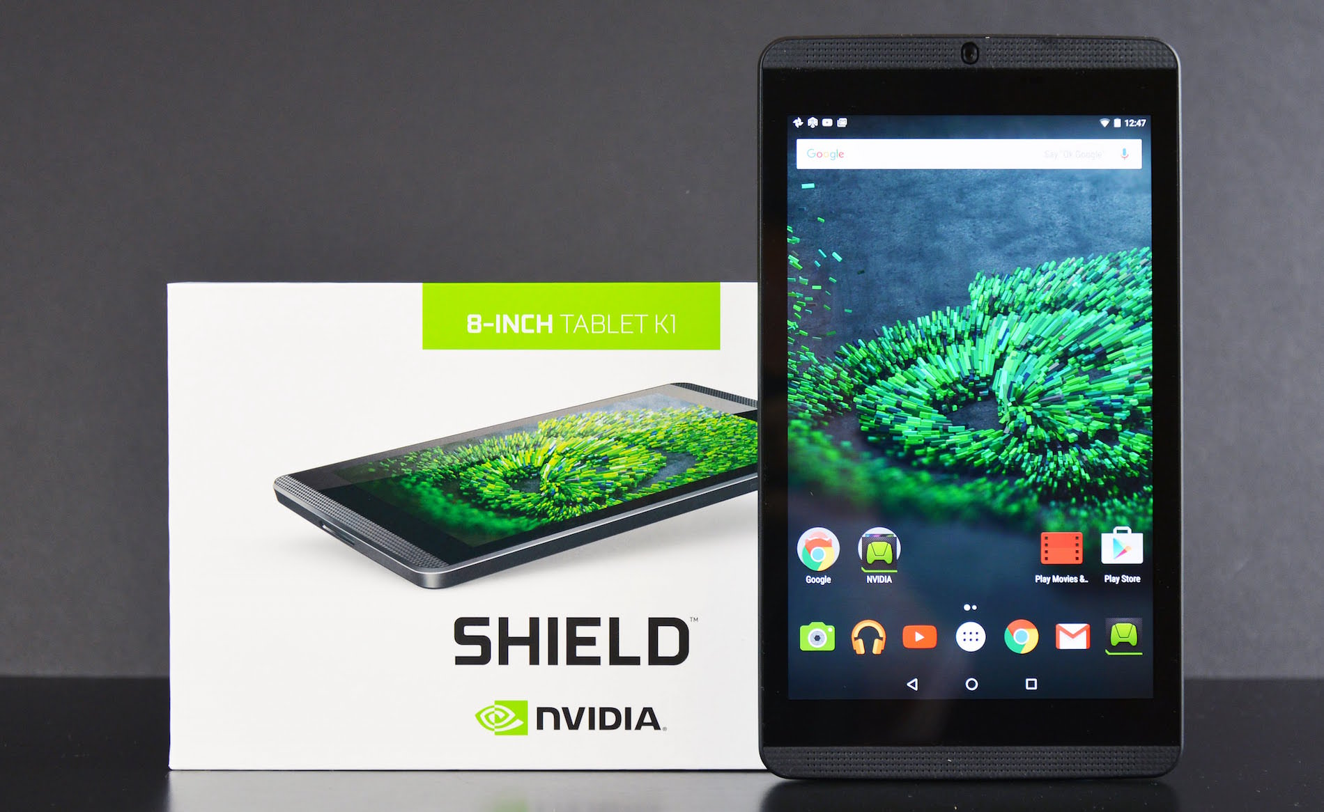 SHIELD Tablet K1 2