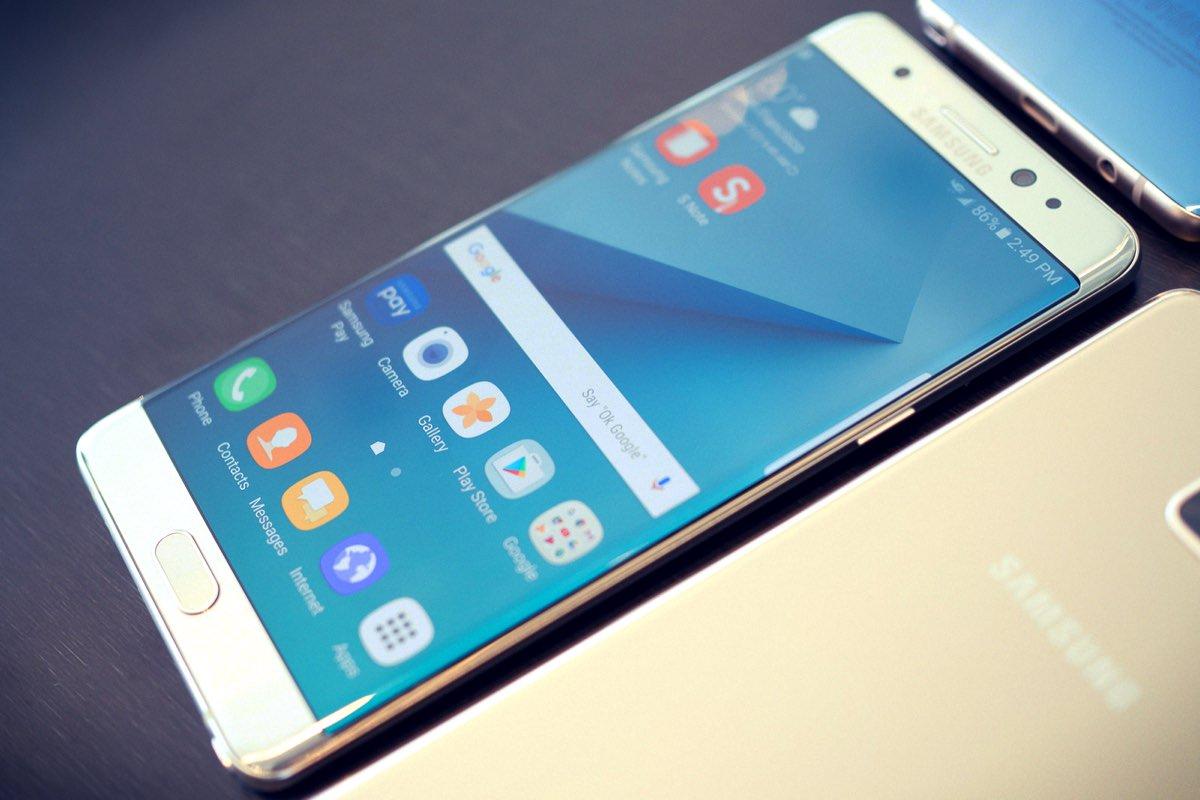 Samsung Galaxy Note 7 6 GB 2