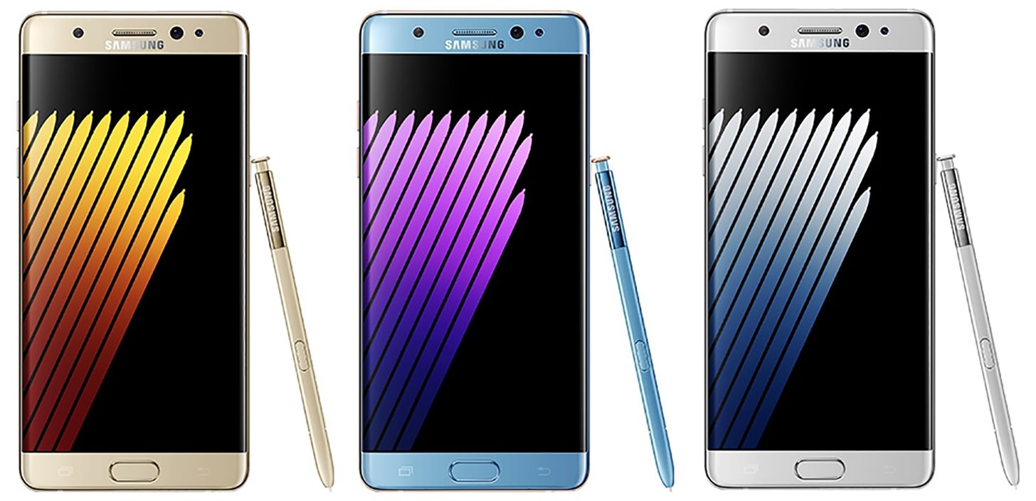 Samsung Galaxy Note 7 6 Gb Купить